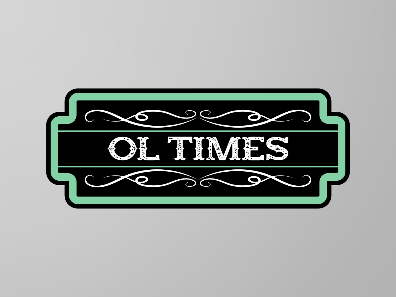 Ol Times Logo