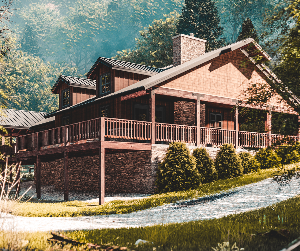 Preview Cabin 2-2