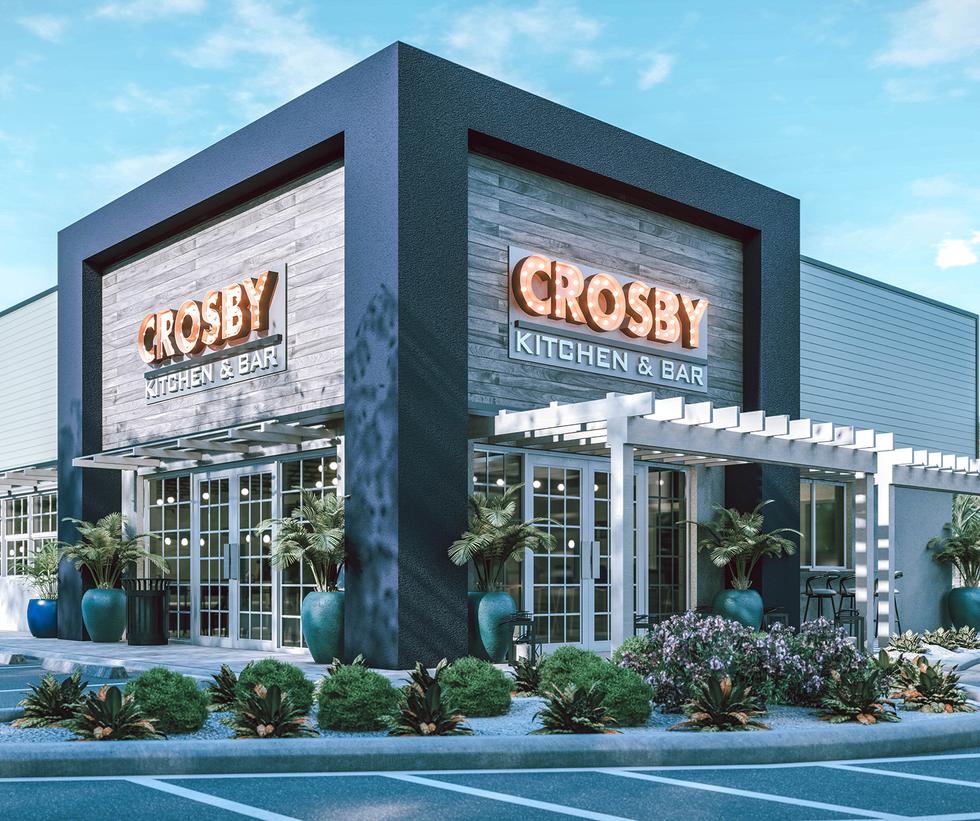 Crosby Restaurant 3