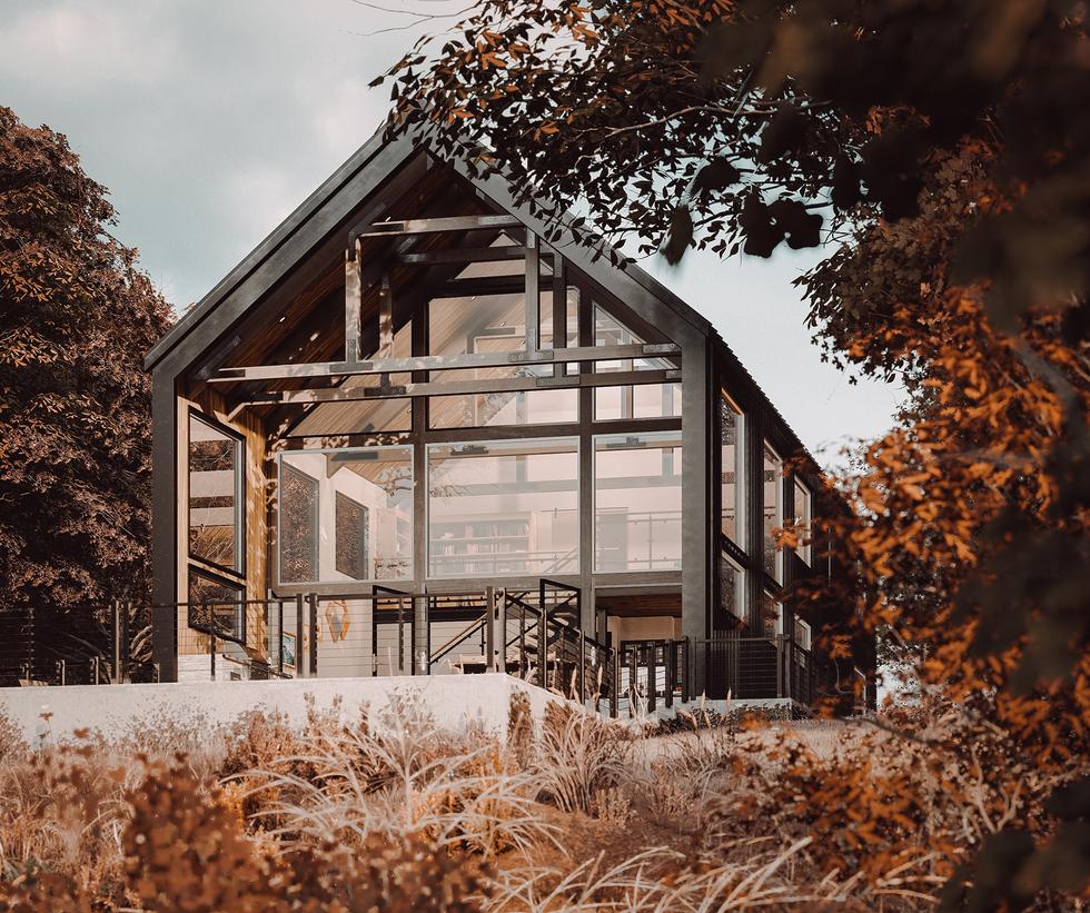 Modern Cabin 2