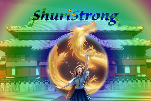 ShuriStrong Charity T-shirt