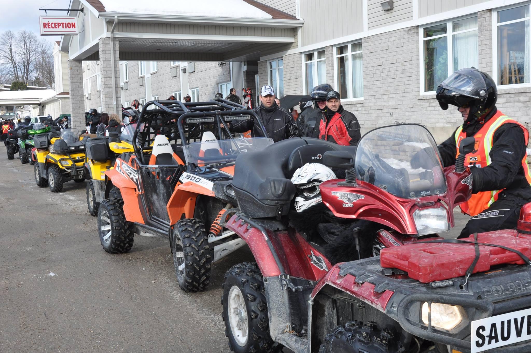Randonnée Sport Dault 2014