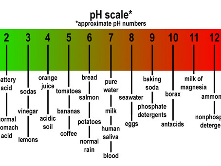 Importance of measure the pH of the plant system