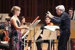 Suzanne Rigden performs Dallapiccolla
