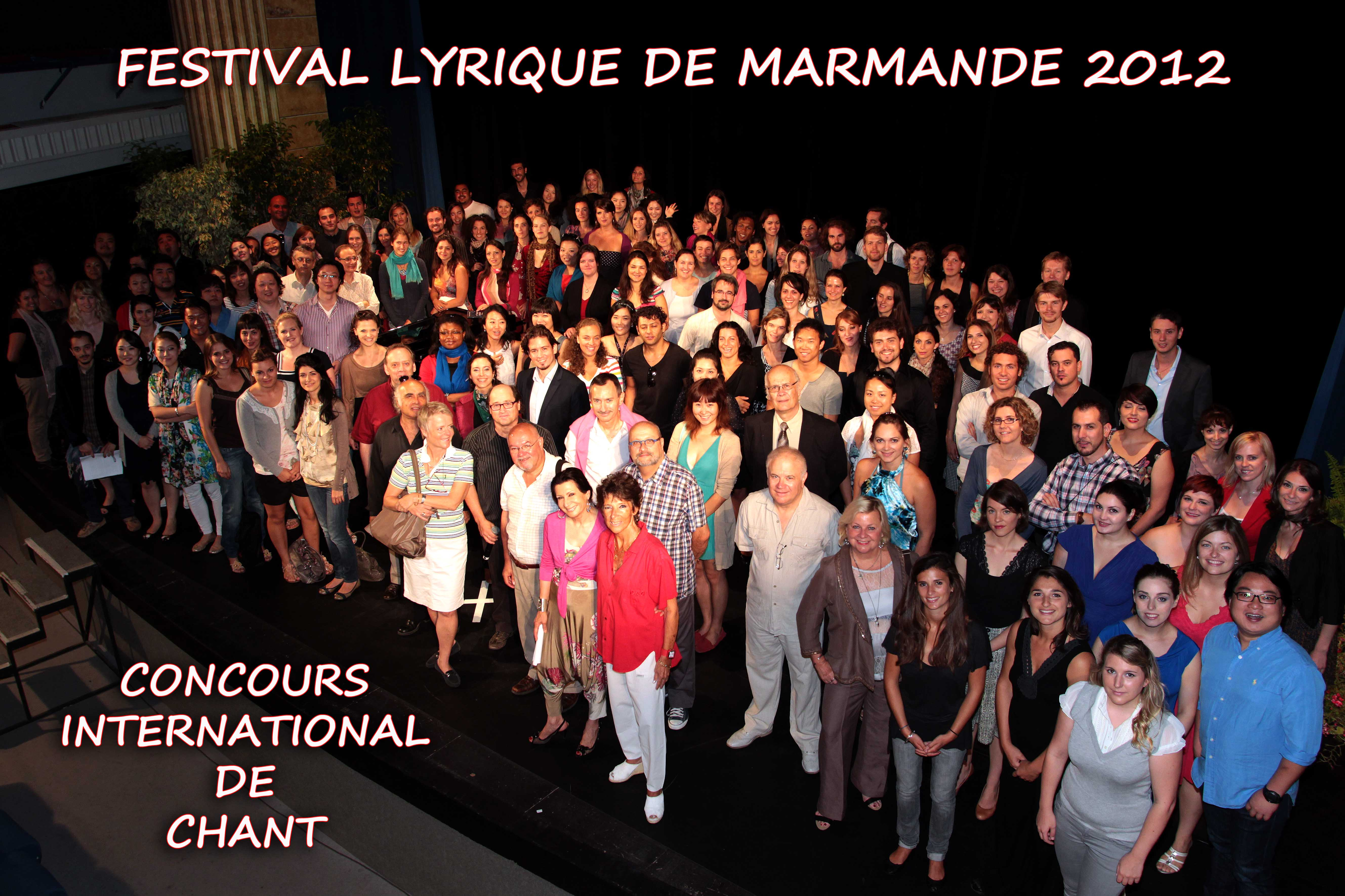 Marmande International Festival