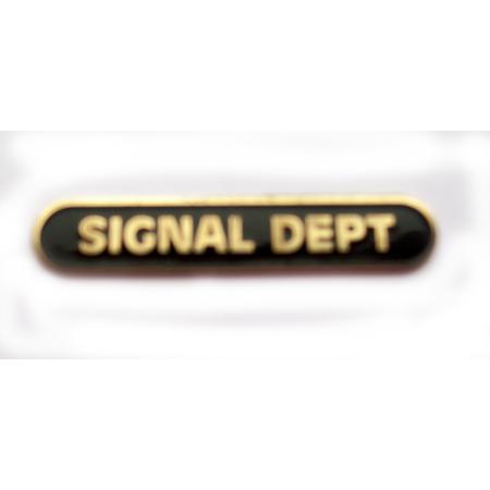 Signal Dept