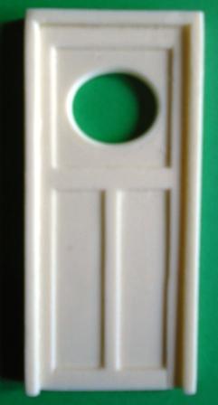 Door Oval Window