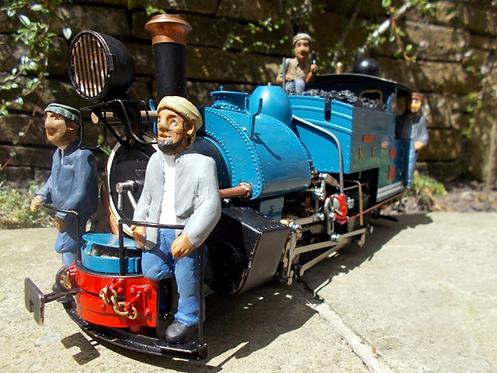 Darjeeling Crew