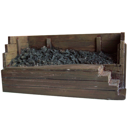 Wooden Coaling Stage