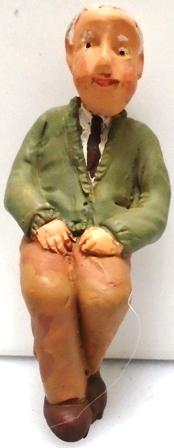 Figure - F605 - Painted