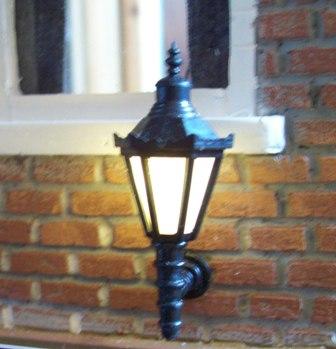 Working Wall Light