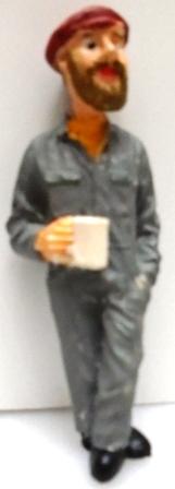 Figure - F110 - Unpainted