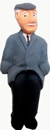 Figure - F610 - Painted