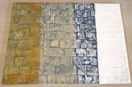 Flag Stone Base Panel