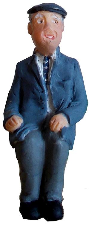 Figure - F603 - Unpainted