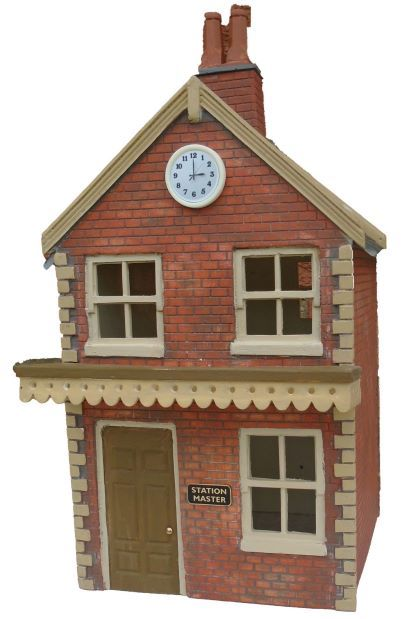 Brick Station Master's House
