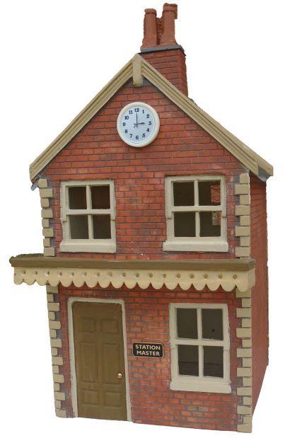 Brick Station Master's House