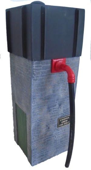 Slate/Stone Water Tower