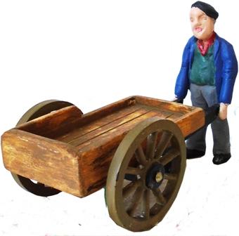 Handcart Man