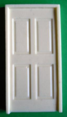 Door Panelled