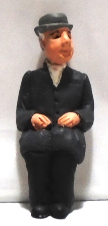 Figure - F612 - Painted