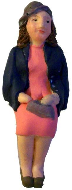 Figure - F504 - Unpainted