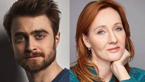 Daniel Radcliffe responde J.K Rowling sobre identidade de gênero