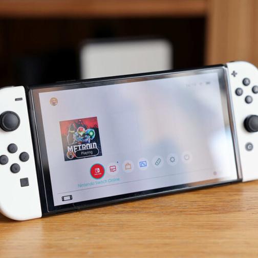 Nintendo Switch OLED   Conheça novo modelo