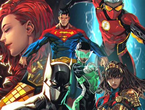 DC Future State: Tudo sobre nova  Liga da Justiça