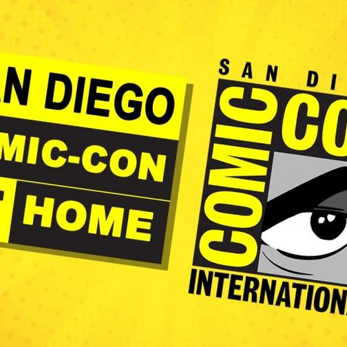 Comic-con at Home | Veja a programação anunciada