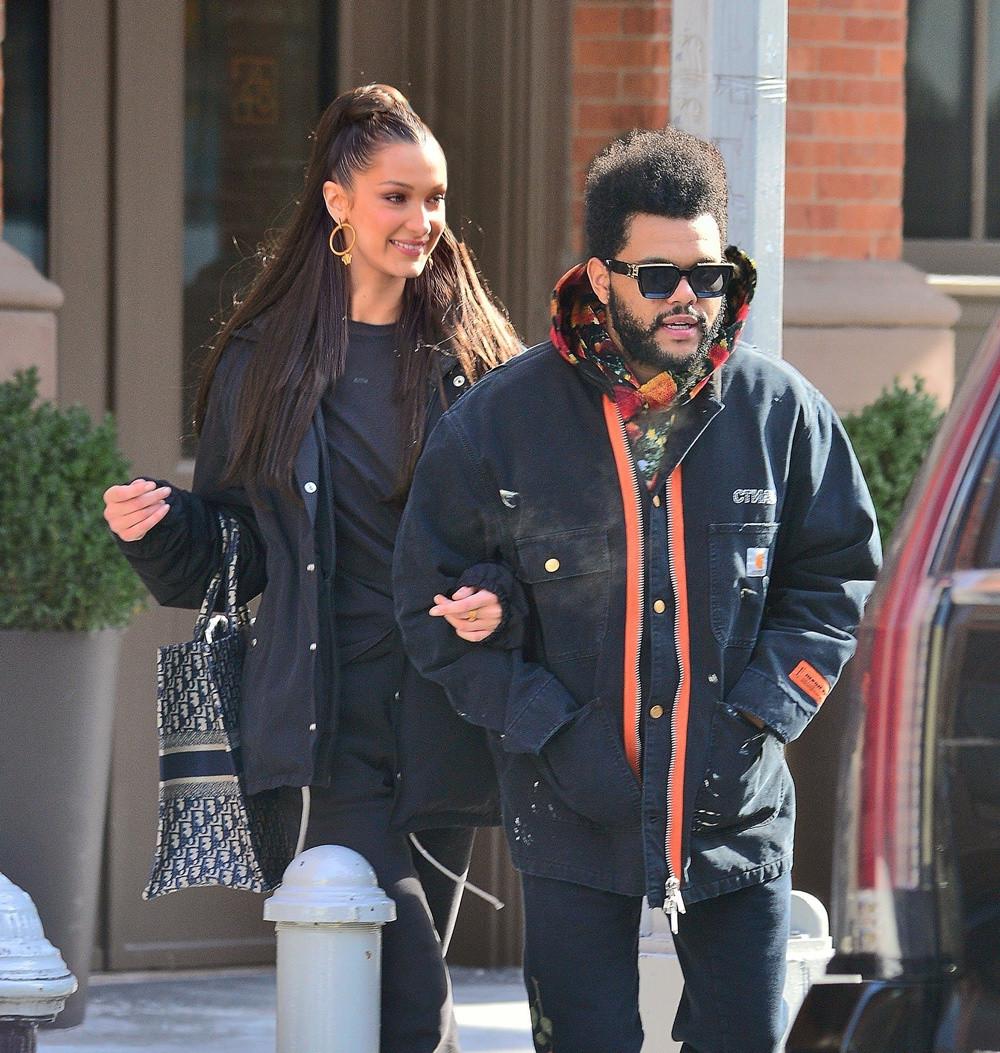 Faz oito meses desde a última separação de The Weeknd e Bella Hadid