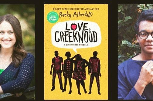 Escritora de 'Love, Simon' fará live pra divulgação de novo livro