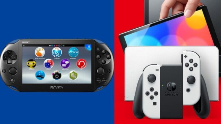 Sony já havia investido em console portátil com painel OLED
