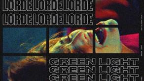 """""""Green Light"""" de Lorde faz 3 anos"""