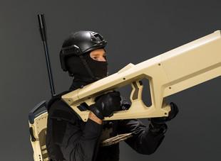 Fabricação de armas em combate à drones ilegais