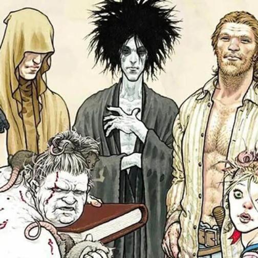 Sandman | Neil Gaiman confirmou o inicio das filmagens