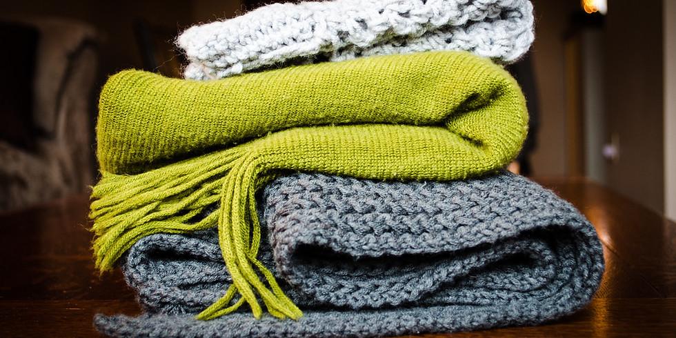 Packing Away Winter Wardrobe