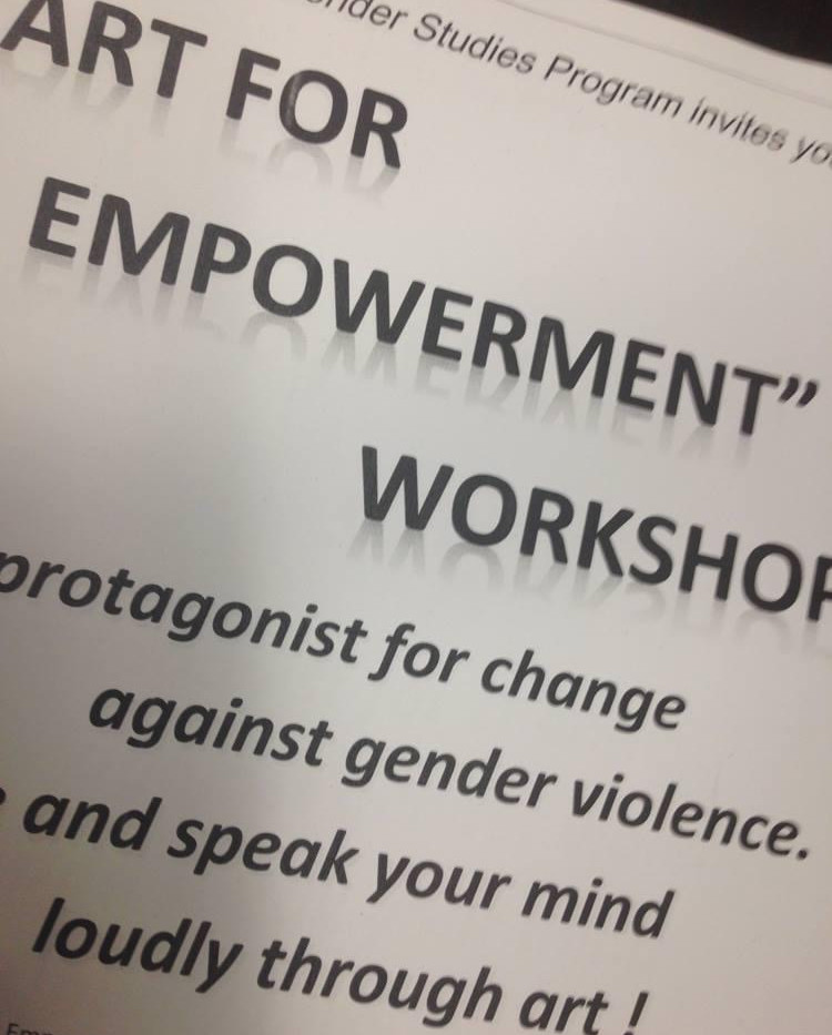 Liberation and Empowerment Workshop at Hunter College