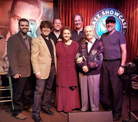 Luciano Antonio Quartet with special guests, Neusa and Breno Sauer