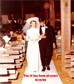 McCall's wedding 8/10/69