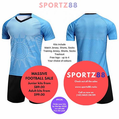 Football Kits (Basic)