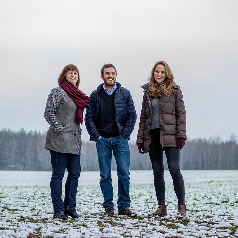Trio Carmine/Latvia tour