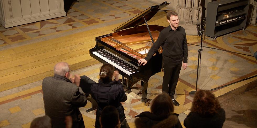 Konzert Mimiko Elisabethenkirche