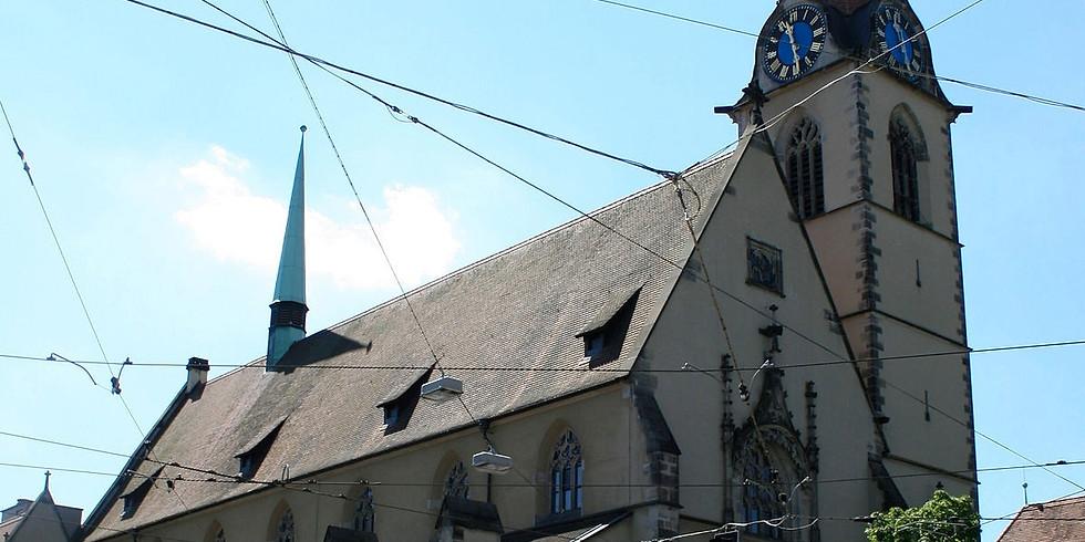 Konzert Heiliggeistkirche