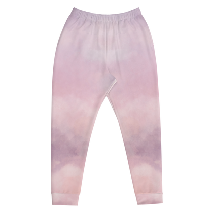 Pink Nuages Joggers Front