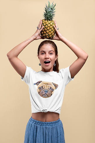 mockup-of-a-woman-wearing-a-knotted-tee-