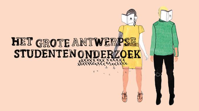 Banner het Grote Antwerpse Studentenonderzoek