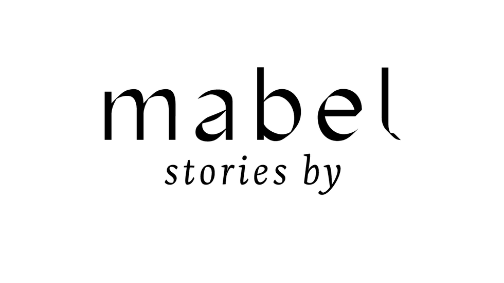 Logo Stories by Mabel