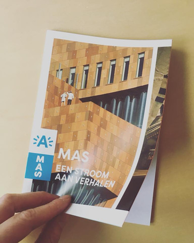 Brochure MAS Antwerpen