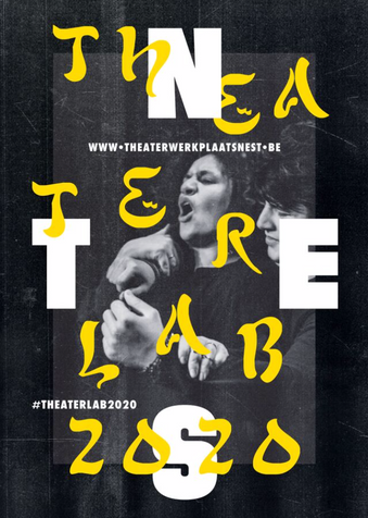 Flyer Theaterlab 2020